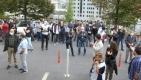 Onur Air çalışanlarından eylem #video