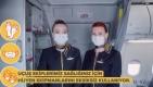 Sağlıklı Uçuşlar İçin Önlemlerimizi Aldık!(video)