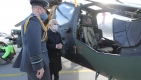 #Temel Kotil,RAF Komutanı'na çalışmalar hakkında bilgi verdi