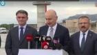 Tokat Havalimanı Terminal Binası Basın Açıklaması #video