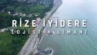 video #Rize-#İyiderede lojistik üs inşa ediyoruz