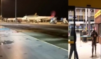 Asılsız bomba ihbar yurt dışından yapılmış video