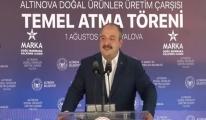 Bakan Varank Temel Atma Törenine katıldı video