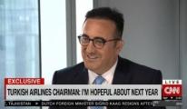 CNN International Türk Hava Yolları nın başarısını İlker Aycı ya sordu
