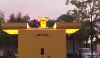 Drone kargo taşımacılığı Çin de başladı video