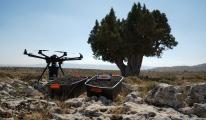 ecoDrone lar aracılığıyla 50 bin tohum ağaç olacak video