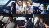 Gökyüzünün kahramanlarının günü kutlu olsun video
