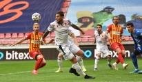 Hes Kablo Kayserispor - Gençlerbirliği maçı