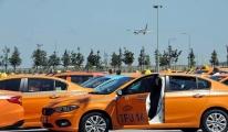 İBB 302 havalimanı taksisinin ruhsatını askıya aldı video