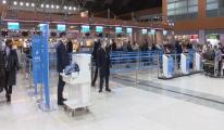İSG den İlk 4 ayda 5 5 milyon yolcu uçtu video