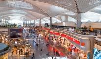 İstanbul Havalimanı dan 3 günde 100 000 yolcu geçti