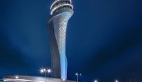 İstanbul Havalimanı Mavi Işık Yaktı