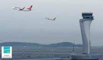 İstanbul Havalimanı ndan 31 bin 497 uçak iniş kalkış taptı