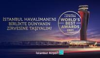 İstanbul Havalimanı nı birlikte Dünyanın zirvesine taşıyalım