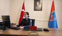 İstanbul un tek kadın Jandarma Karakol Komutanı
