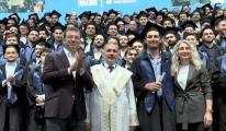 İTÜ den mezun olan 3 bin 500 öğrenciye tören video
