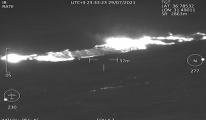 Manavgat ta İnsansız helikopterden ilk görüntüler video