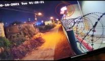 Petrol tankına çarpan dron paniğe neden oldu