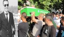 Pilot Kutay Bayraktar Çanakkale de toprağa verildi video