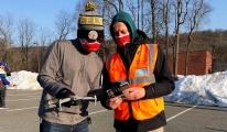 Profesyonel drone pilotları