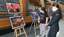 Sabiha Gökçen de 15 Temmuz fotoğraf sergisi açıldı video