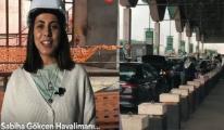 Sabiha Gökçen Havalimanı Metro Hattı video