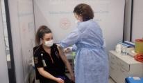 Sabiha Gökçen Havalimanı Aşı Merkezi hizmetinizde