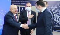 TAV Batum da yeni terminali hizmete açtı