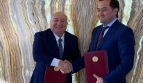 TAV Özbekistan'da işbirliği anlaşması imzaladı