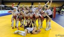 Türk Hava Yolları Challenge Kupası nda çeyrek finalde video