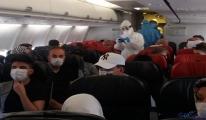 Uçakta koronavirüs korkusu İlk müdahaleyi kabin görevlileri yaptı
