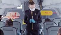 Uçuş sırasında iftar ve sahurda ikram yapılacak mı