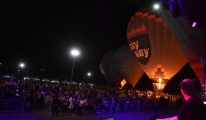 Ürgüp te 49 uncu Balon Festivali başladı video