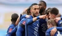 video Chelsea FA Cup ta finale yükseldi