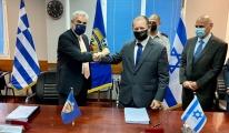 Yunanistan ile İsrail uçuş eğitim merkezi anlaşması