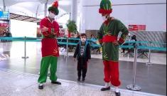#İstanbul Havalimanı'nda Ramazan#video