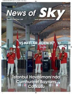 Gökyüzü Haberci E-dergi Sayı: 260