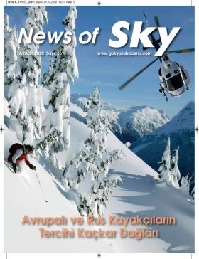 Gökyüzü Haberci E-dergi Sayı: 261