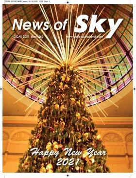 Gökyüzü Haberci E-dergi Sayı: 262