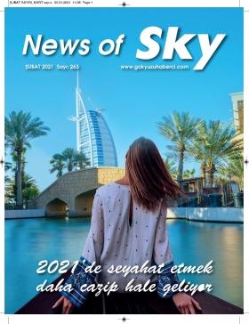 Gökyüzü Haberci E-dergi Sayı: 263