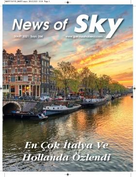 Gökyüzü Haberci E-dergi Sayı: 264