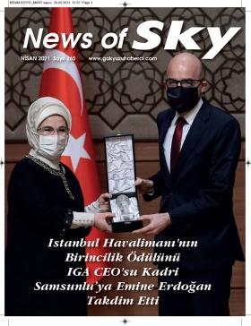 Gökyüzü Haberci E-dergi Sayı: 265