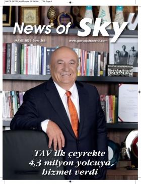 Gökyüzü Haberci E-dergi Sayı: 266