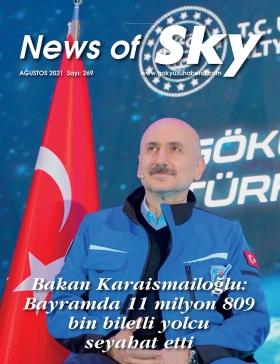 Gökyüzü Haberci E-dergi Sayı: 269