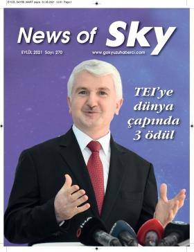 Gökyüzü Haberci E-dergi Sayı: 270