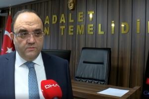 Dünyada tek olan İstanbul Havalimanı adliyesi(video)