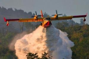Gazipaşa'da yangın, 3 noktada kontrol altına alındı#video