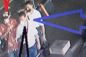 Havalimanı'nda çantayı böyle çaldılar#video