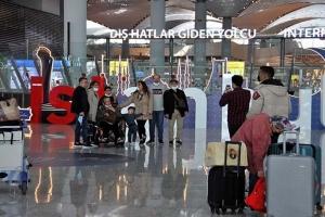 #İstanbul Havalimanı'nda Ramazan ayına #video