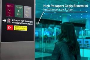 video# İstanbul Havalimanı'nda